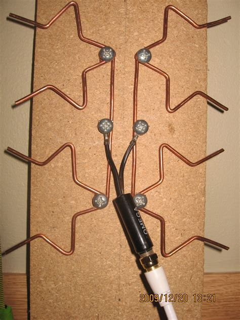 diy fractal antenna mayhem creations