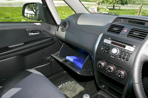 Fiat Sedici Interior by Fiat Sedici Hatchback 2006 2011 Photos Parkers