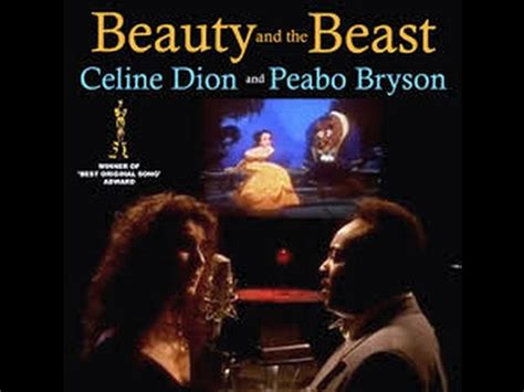 celine dion peabo bryson beauty and the beast free mp3 download beauty and the beast celine dion peabo bryson hq hd