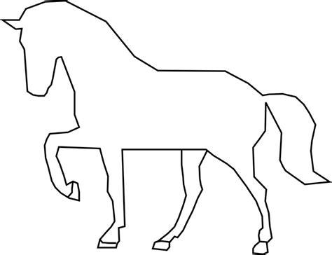 imagenes para colorear un caballo caballos para colorear para ni 241 os y mayores