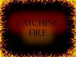 Catching Fire Book Report Catching Fire Alphabet Book Powerpoint