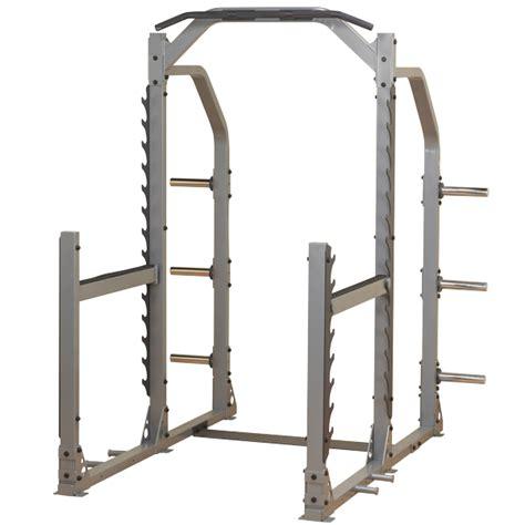 gabbia squat smith machine e squat bodysolide club line gabbia da