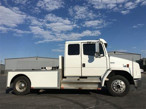 freightliner trucks for sale 2002 freightliner fl60 extended cab truck for sale
