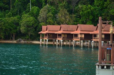 water bungalows in malaysia overwater bungalows picture of berjaya langkawi resort