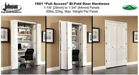 folding closet door hardware johnsonhardware sliding folding pocket door hardware