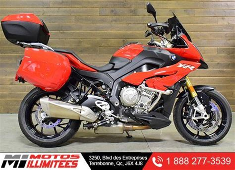 2020 Bmw S1000xr by Bmw S1000xr 2018 Occasion 224 Vendre Terrebonne Motos