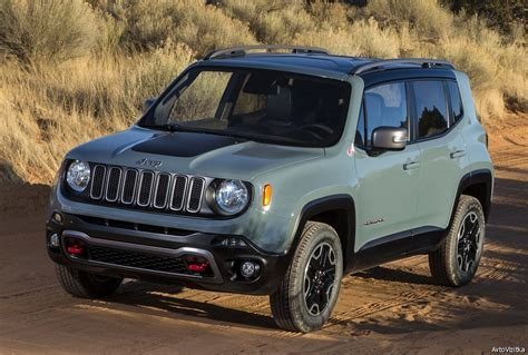 Reviews Of Jeep 2016 Jeep Renegade Price Release Date And Review 2017