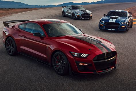 2020 Ford Mustang by 2020 Shelby Gt500 Price Specs Photos Review