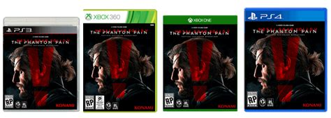 Metal Gear Solid V The Phantom Day One Edition falando de 09 gear gamesphera
