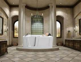 trend homes luxury walk in bathtubs for everyone