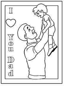 fathers day coloring sheets health and wellness resource center library notes