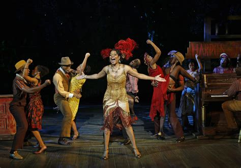 the color purple broadway cast colorful musical theater at its most interactive daily
