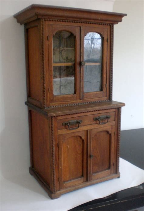 antique china cabinets 1800 s 1800s salesman sle pie safe case 3 feet tall child s