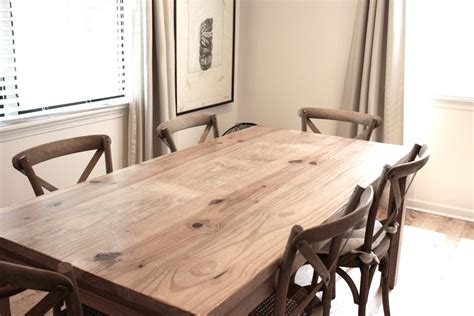 parsons kitchen table dining table reclaimed wood parsons kitchen table 30