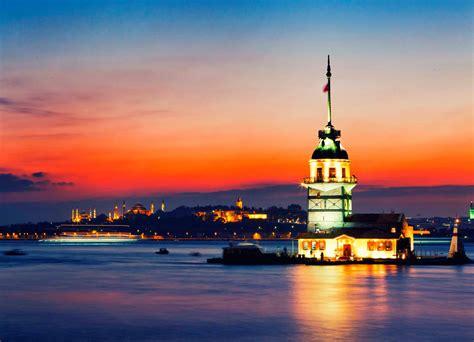 kz kulesi image gallery manzara istanbul