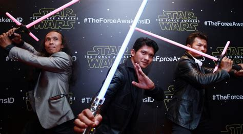 film film yang dimainkan iko uwais bocoran adegan iko uwais cs di star wars the force