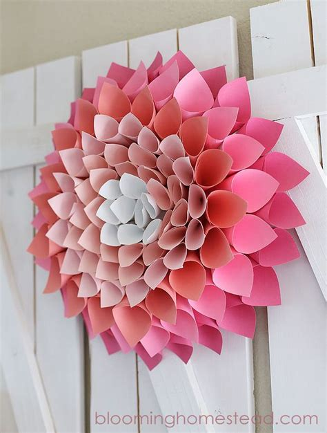 how to make a spring wreath how to make a spring wreath the budget decorator