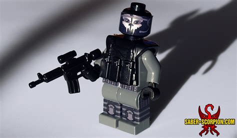 Special Produk Bd Call Of Duty Black Ops Iii Reg 3 Minifig Black Ops Commando Skull Saber Scorpion S