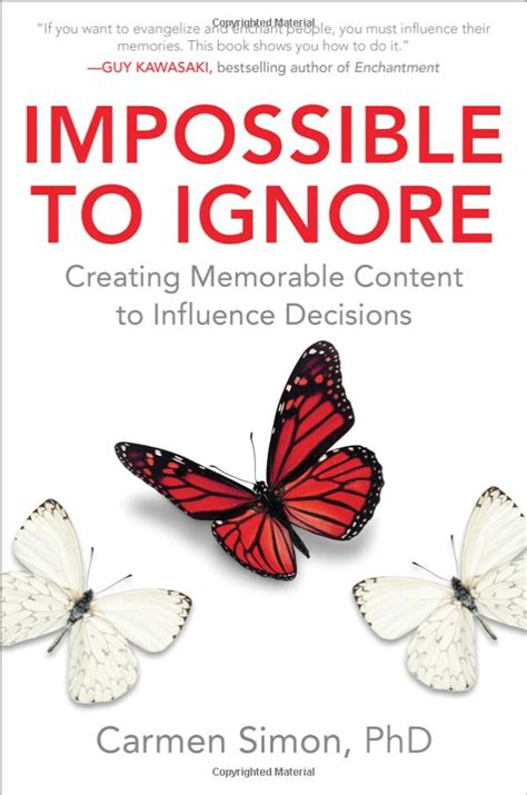 Impossible To Ignore Creating Memorable Content Audiotech Business Book Summaries Audiotech Business