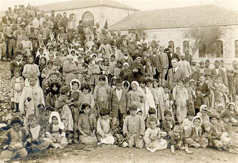ottoman people armenians mark 100 years of their people slaughtered by
