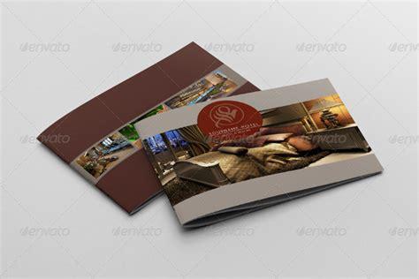 hotel brochure templates 25 hotel brochure templates free premium