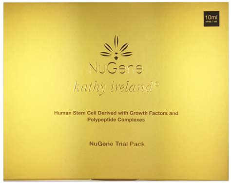 nugene anti aging skin therapy starter pack contains