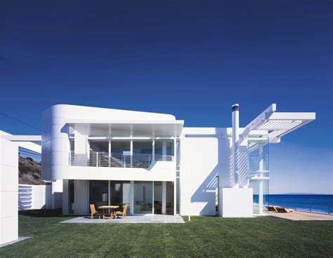 Courtyard House Designs by Southern California Beach House Richard Meier Amp Partners