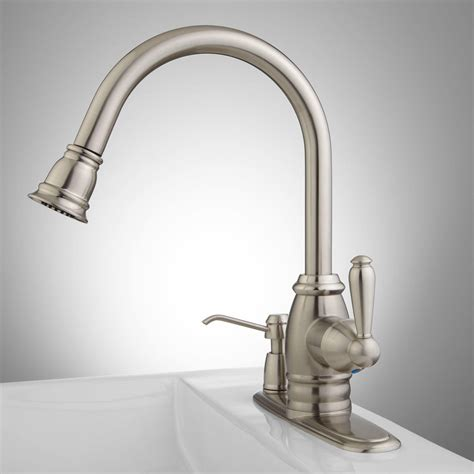 Designer Faucets Kitchen Pull Kitchen Faucet Gallery Randy Gregory Design Best Used Pull Kitchen Faucet