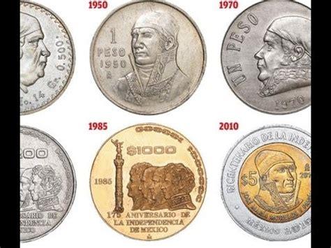 valor de monedas antiguas mexicanas valor numismatico monedas mexicanas youtube
