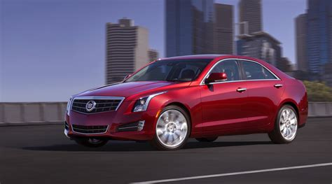2012 Cadillac Ats by Detroit 2012 Gm Announces 2013 Cadillac Ats 171 Road Reality