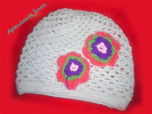 crochet gorros tejidos de gancho para nina sandalias tejidas a crochet como tejer un gorro para ni 241 a en crochet facil youtube