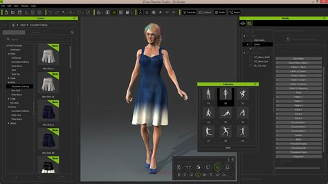jacket design generator craft game characters with reallusion s iclone software