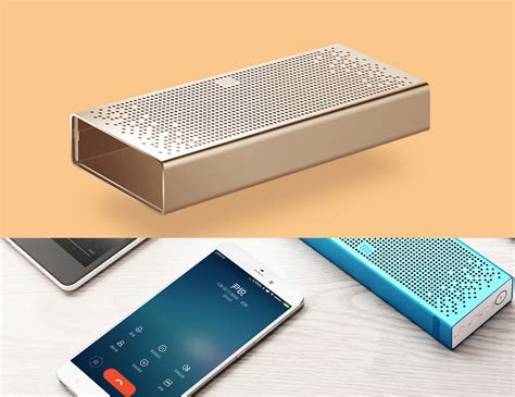 Bluetooth Xiaomi by Xiaomi Mi Portable Box Wireless Multimedia Speaker