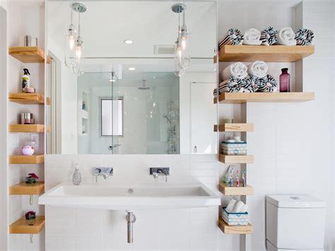 Bathroom Space Planning Hgtv Open Shelving In Bathroom