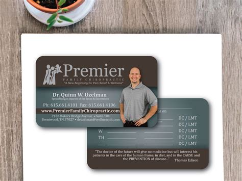 design online chiropractic business cards graphic design business cards taproot collective
