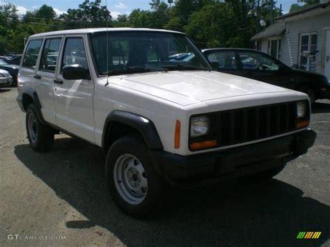 1999 Jeep Se 1999 White Jeep Se 4x4 13822506 Gtcarlot