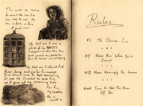 my picture book of songs river song s diary page 2 by 11thdoctor on deviantart