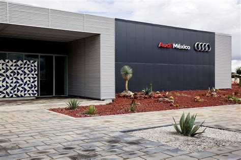 Audi Mexiko by Audi Mexico Manufacturing Maintains Audi Quality Mantra