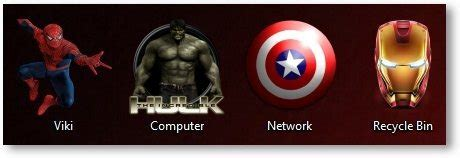 themes for windows 7 marvel windows 7 comics themes marvel comics theme for windows