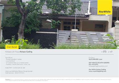 ray white kelapa gading real estate investment firm