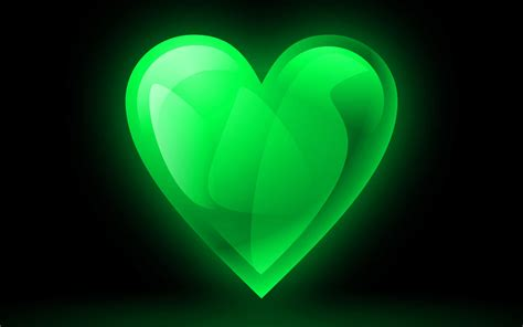 Green Wallpaper With Hearts | green heart wallpapers top wallpaper desktop