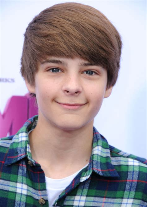 swoopy hair guys corey fogelmanis new hair quot girl meets world quot star