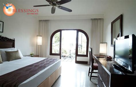 Goa Hotels With Bathtub Vivanta By Taj Fort Aguada Room Details