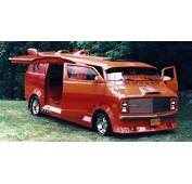 AutoTrader Classics – 1976 Dodge B200 Van Orange 8