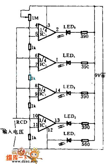 light emitting diode voltages index 199 lifier circuit circuit diagram seekic