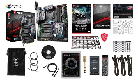 Msi Z370 Gaming Plus Lga1151 Z370 Ddr4 Usb3 1 Sata3 msi s1151 e atx z370 godlike gaming ddr4 motherboard