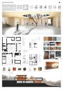 interior design presentation board templates 25 best architecture layout ideas on