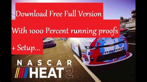 youtube free pc games download full version how to download and install nascar heat 2 free for pc