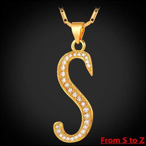 Letter Choker get cheap z initial necklace aliexpress