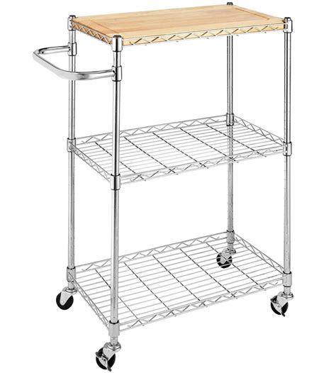 rolling kitchen island cart  kitchen island carts